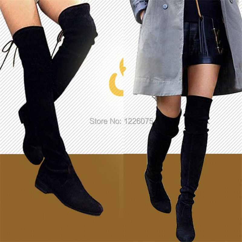 flat thigh high boots size 11 coltford boots