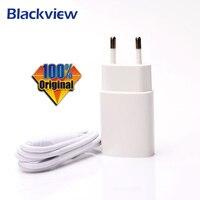 Blackview BV6000充電器+マイクロusbケーブル100%オリジナルeuヨーロッパ標準充電ア