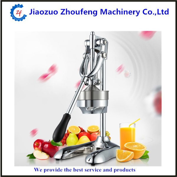 Home commercial manual lemon orange juicer stainless steel hand pressing fruit juice extractor pomegranate juicing machine electric orange fruit juicer machine blender extractor lemon juice