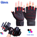 Outdoor Sports Wrist Support Weight Lifting Gym Gloves Workout Wrist Wrap Sports ExerciseTraining Sports Safety Tactical Gloves