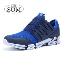 Breathable Summer Sneakers Male Outdoor Sport Lifestyle Men Running Shoes Comfortable DMX Sole Mesh Athletes Shoes
