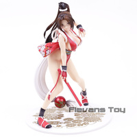 KOF 14 The King Of Fighters XIV Mai Shiranui Sexy PVC Figure Collectible Model Toy