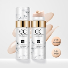 1PC Air Cushion CC Stick Face Moisturizing Foundation Makeup Cover Up Waterproof Whitening Concealer Stick Brighten Cosmetic