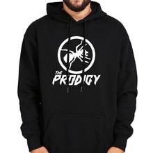 Die Prodigy Hoodies Big Beat Keith Flint Rock Stil Musik Band Hoodies Langarm Casual Sweatshirt