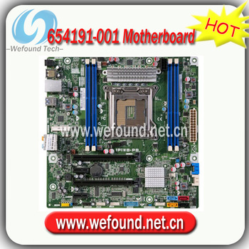 Hot! Desktop motherboard mainboard 654191-001 for HP IPIWB-PB X79 LGA2011