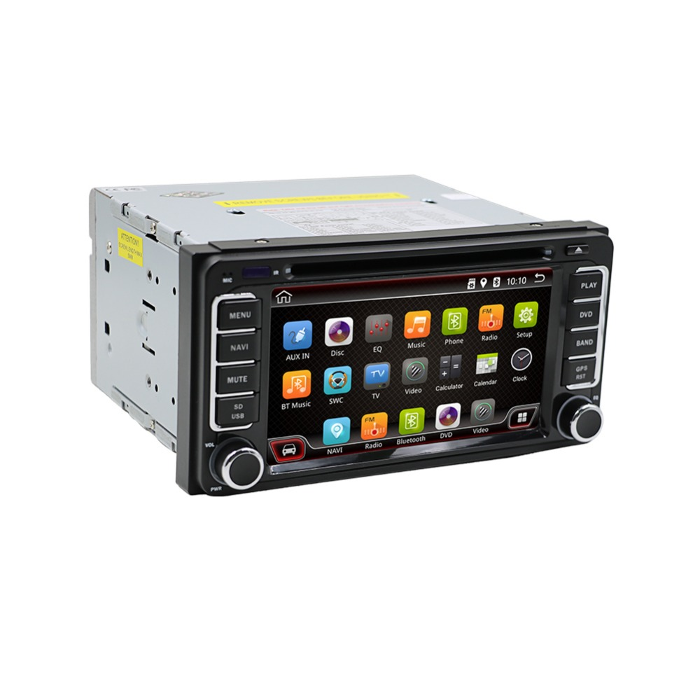 Android 6.0 CAR Audio DVD player FOR TOYOTA RAV4 2001-2008 COROLLA 2000-2006 gps Multimedia head device unit receiver BT WIFI