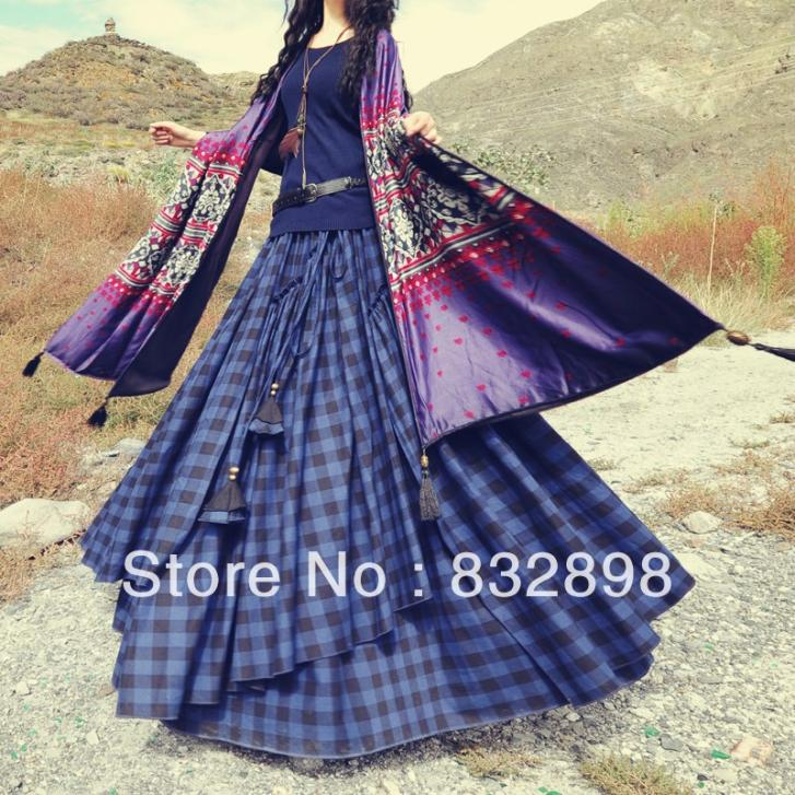 Long Skirts Cotton Promotion-Shop for Promotional Long Skirts ...