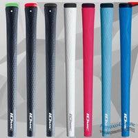 Cooyute 2019 Hot New Unisex Golf Grips High quality Rubber Color mixin IOMIC Golf driver Grips Golf Golf Hybrids grips