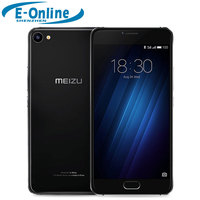 Original Meizu U10 4G LTE Cell Phone MTK 6750 Octa Core 2.5D Glass 5.0
