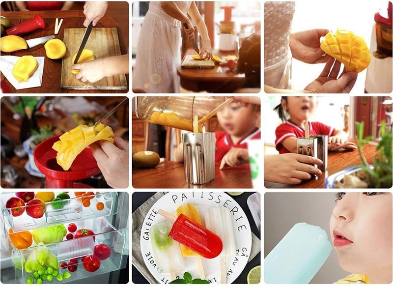 Ice Cream Popsicle Mold - Avanti-eStore