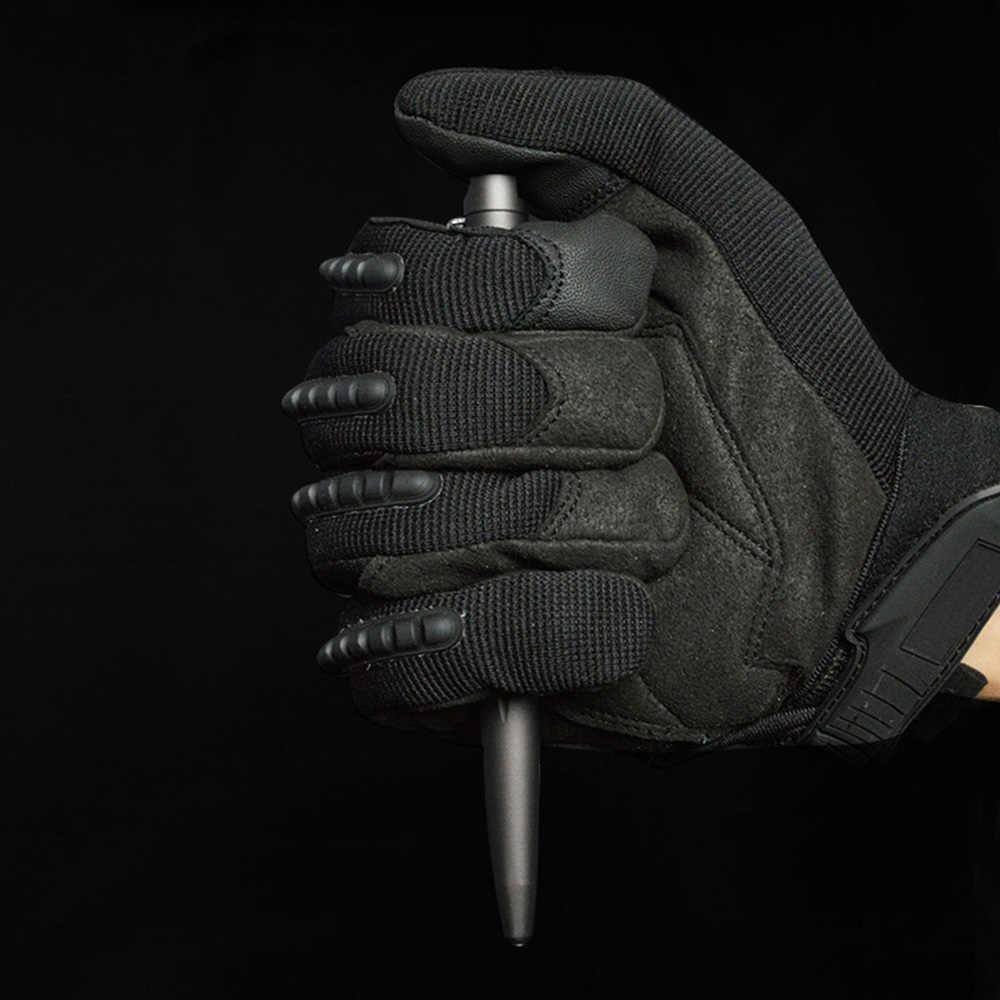 : Tenvellon принадлежности для самообороны тактическая ручка защита, Личная безопасность инструмент для самозащиты серый черный Цвет тактические ручки безопасности для повседневного использования