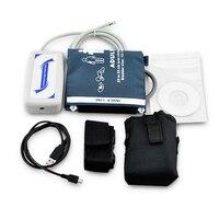 New Arrival Ambulatory Blood Pressure Monitor + Tự Động 24 h BP đo lường Hộ Gia Đình Blood Pressure Monitor
