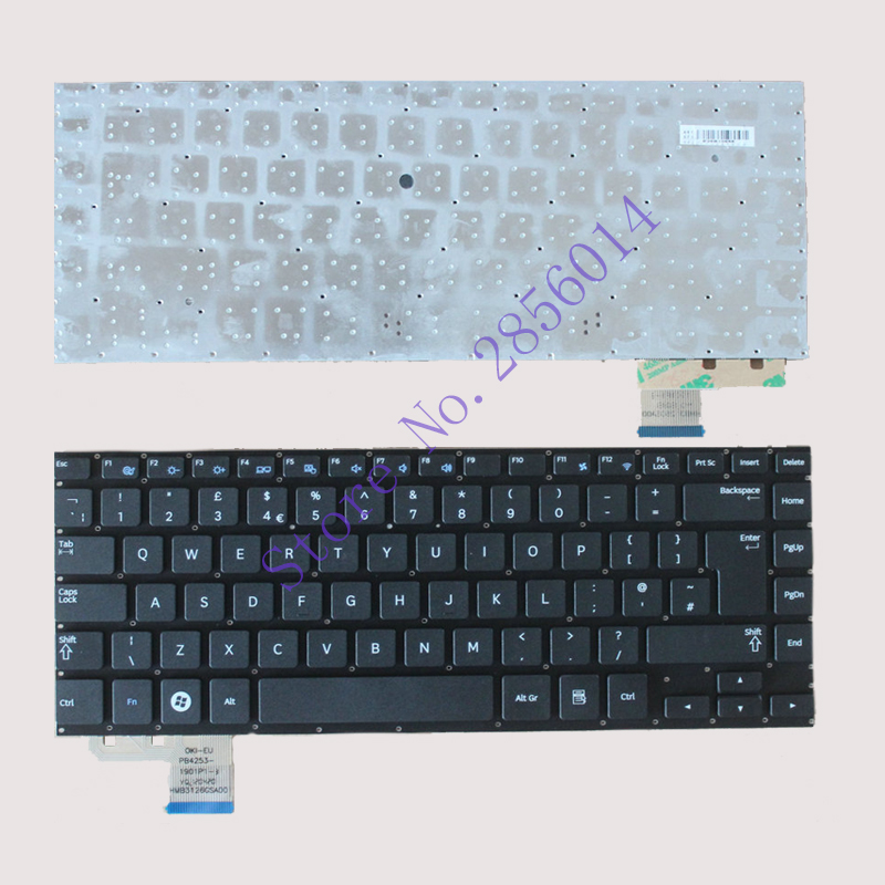 New UK Keyboard For FOR Samsung NP530U4B NP530U4C NP535U4C NP530U4BI 530U4 NP530U4 530U4B 530U4C UK Laptop Keyboard
