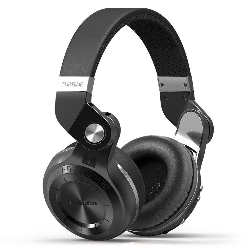 Orignal Bluedio T2S(Shooting Brake) Bluetooth Headphone BT version 4.1 built-in Mic Bluetooth Headset for phone calls&music
