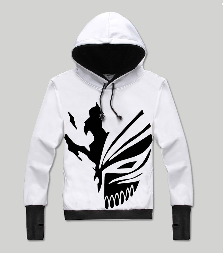 Bleach anime Hoodie for Men/women