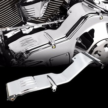 Chrome Inner Primary Covers For Harley Touring Street Glide&Road King&Road Glide FLHX