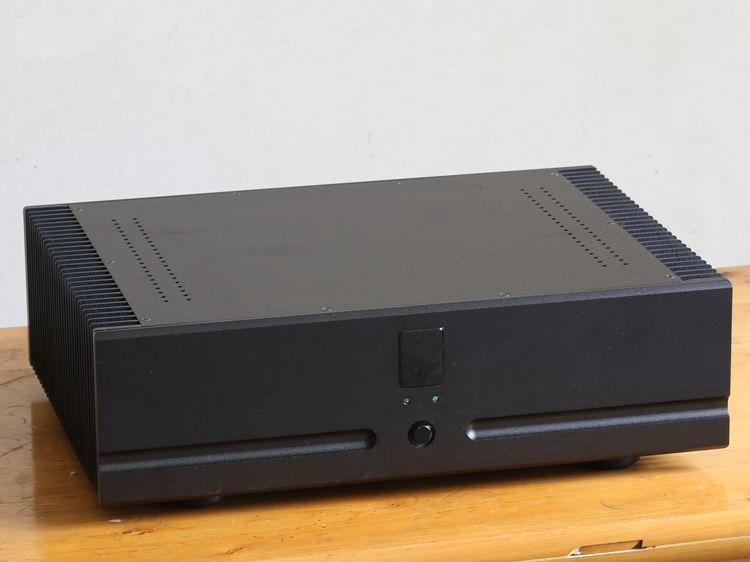 Study /Copy dartzeel NHB-108 Circuit D5 Power Amplifier AMP 120W/8ohm Dual Channel imitate dartzeel amplifier board