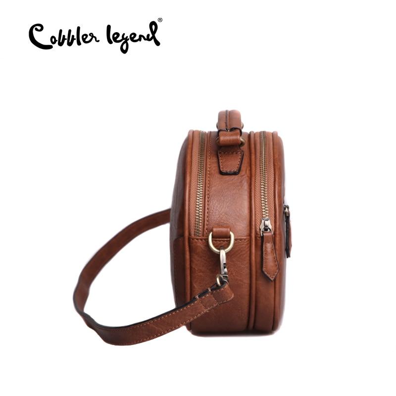 Cobbler Legend 2019 Female Shoulder Bags for Women Leather Handbag Brand Designer Casual Tote Luxury Crossbody Bag Lady Bolsa in Shoulder Bags from Luggage Bags