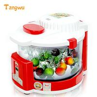 Free shipping Ozone disinfection machine for automatic fruit and vegetable cleaning Vegetable Washers
