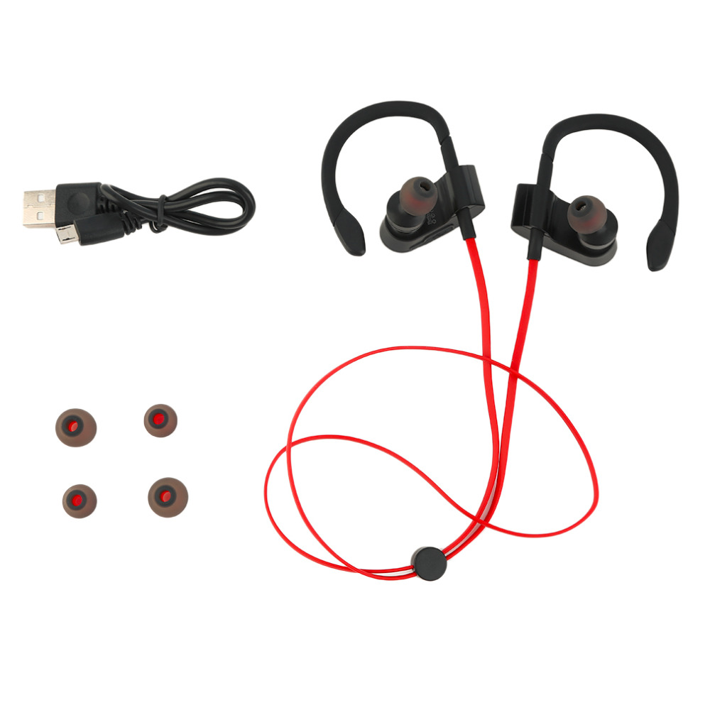 New M333 headset sports bluetooth earphone wireless Earphone 4.1 wireless Bluetooth earphon jogging binaural headset hanging ear