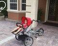 """Bicicleta plegable 3 Ruedas de Bicicleta 16 """"Madre Cochecito de Bebé Bici Bicicleta Portador Carrinho de Bicicleta cochecito de bebé 3 in1"""