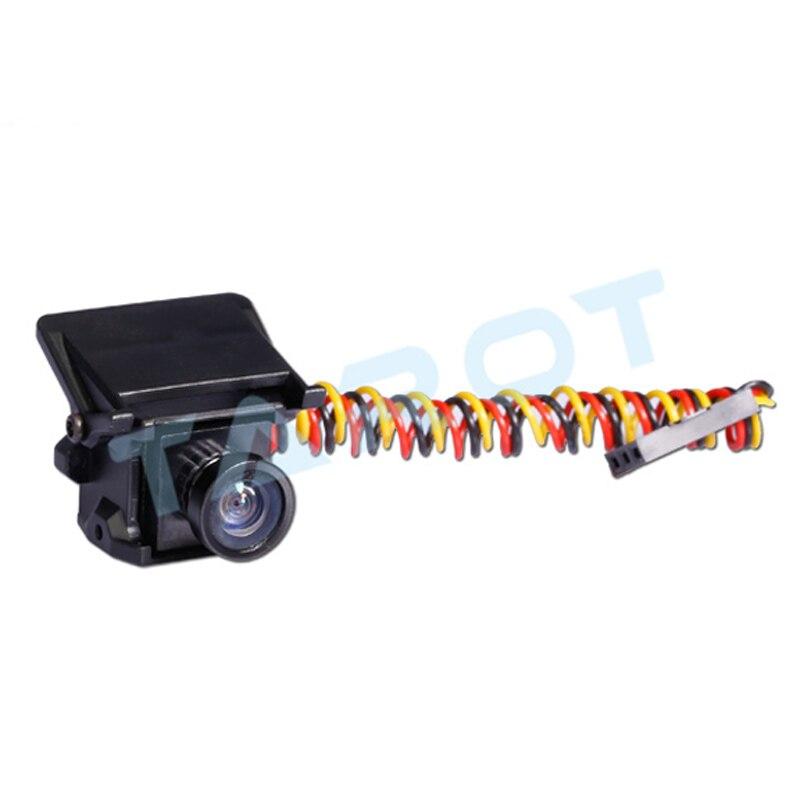 Ormino Mini Camera Tarot 5-12V FPV HD Camera NTSC/PAL Racing Drone Accessories Mini Fpv Camera Diy Drone Camara Quadcopter Kit diy toy m22 2 4g fpv quadcopter kit children maker culture mini drone kit no welding assembly