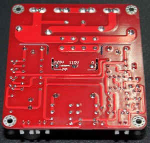 Image 4 - KYYSLB amplifier Class A delay soft start temperature protection board (with switch function)