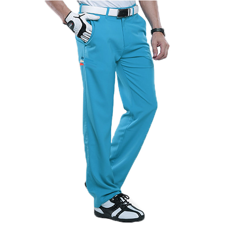 Men Golf Pants Quick Dry Sports High Elastic Durable Golf Trousers Spring Autumn Straight Thin Pants Plus Size XXS-XXXL AA11847 decoration trim car door window lift cover armrest button decoration for mercedes benz gla glk cls ml300 320 350 450 500 gl350