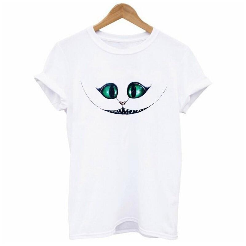 New Harajuku Tshirt Skull Snake Digital Printing Loose T-shirt Breathable O Neck T Shirts Big Size Couple Bottoming Tee T-shirts