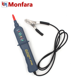 12V LED Digital Car Motor Battery Tester Pen Automotive 12 V Volt Batterie Analyzer Charging System Lead-Acid Auto Test Tool New