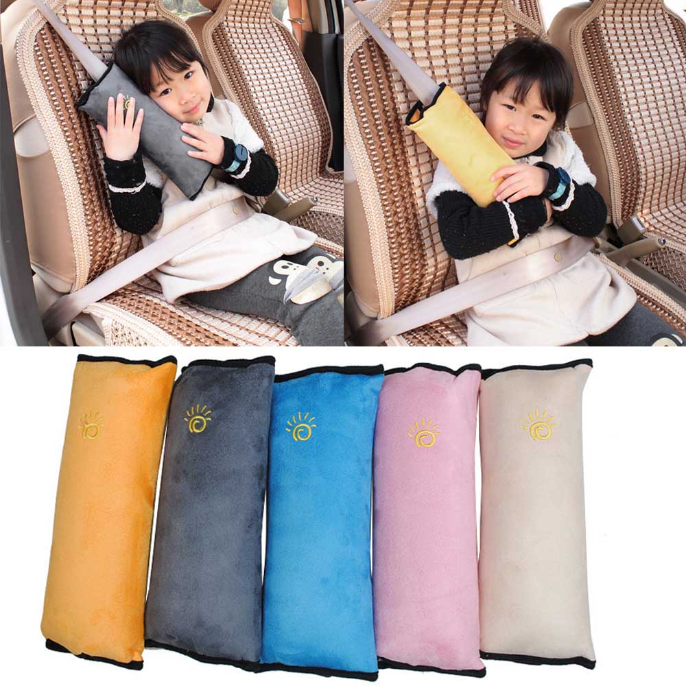 Baby Car Auto Safety Seat Belt Harness Shoulder Pad Cover Children Protection Covers Cushion Support Pillow Hot Drop Shipping