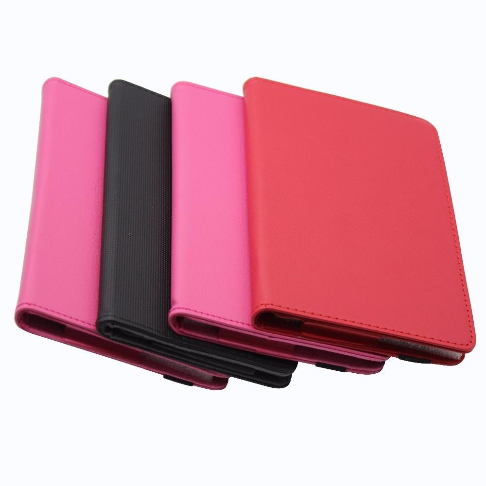 Bdf Cover Zwart En Wit Kleur Leather Cover Case Voor 7 Inch Tablet Q8 Van Onze Winkel Voor Q8 Q88 Tablet Gebruik Uitverkoop Totale Korting 50-70%