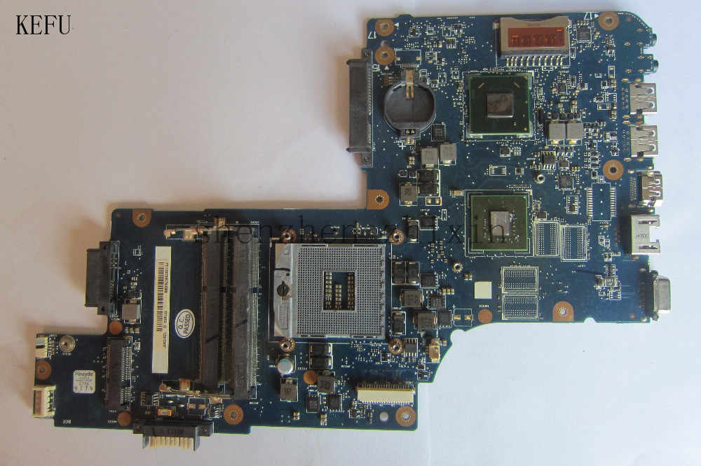 For Toshiba satellite C50 C55 laptop motherboard H000062020