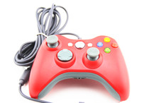 Free  Shipping New Wired USB Game Pad Controller  Gamepad Remote Controller For Microsoft Xbox 360 PC Windows