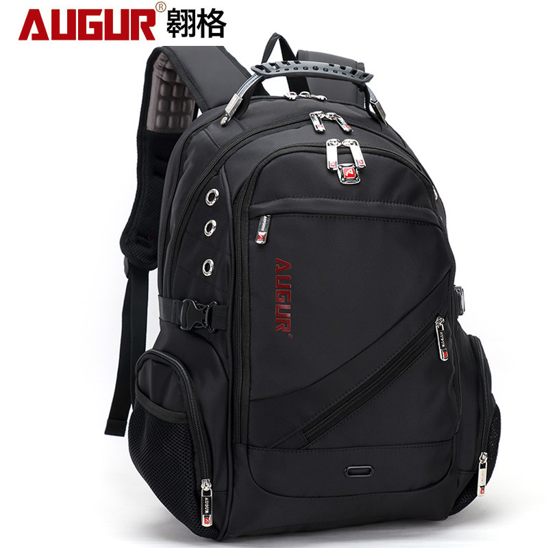 AUGUR Laptop Backpack Men Women Bolsa Mochila for 14-17Inch Notebook Computer Rucksack School Bag Backpack for Teenagers bagsmart new men laptop backpack bolsa mochila for 15 6 inch notebook computer rucksack school bag travel backpack for teenagers