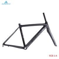 Custom Painting T800 Carbon Frame Full Carbon Fiber Frame Carbon Road Bike Frame Matte Glossy SOBATO