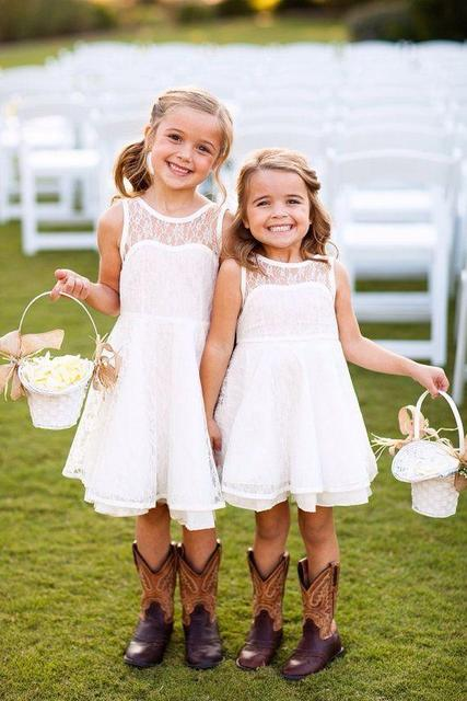 Country Style Party Dresses