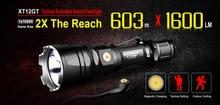 KLARUS XT12GT 1600 Lumens LED Flashlight