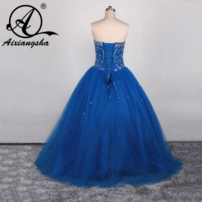 435bdee9be3 Bejeweled Bodice Quinceanera Dresses Tulle Ball Gowns New Debutante Dress  for 18 Years Vestido de quinceanera 2018-in Quinceanera Dresses from  Weddings ...