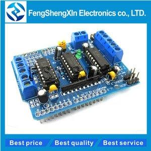L293D driver module motor cont
