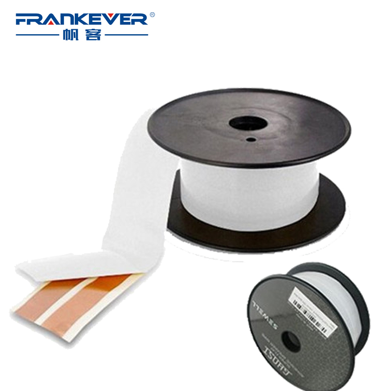 Free Shipping 15M Spool Super OFC CU Flat Adhesive Speaker Cable Wire Indoor Outdoor Use 2