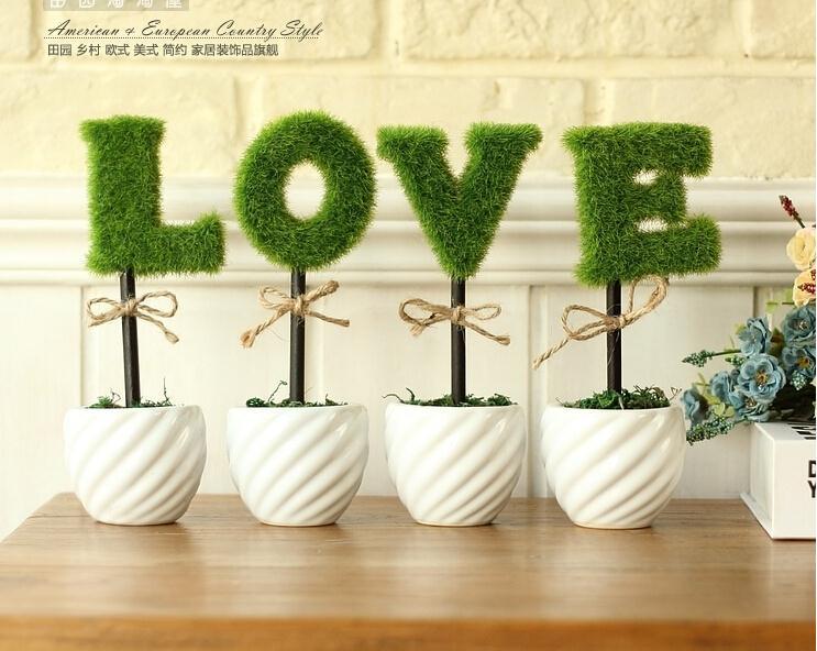 Artificial Plants Home Decor Aliexpress Com Buy Snnei Indoor
