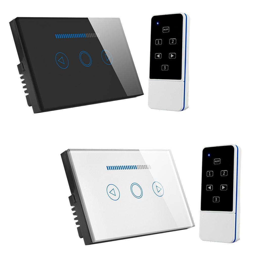 Laideyi Smart Wireless Remote Control Led Dimming Switch