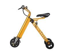 Автомобиль партнер мобильности 36 В 250 Вт мини складной электрический велосипед + 36 В 7.2ah литий-ионный Батарея