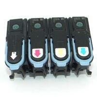 ראש ההדפסה עבור hp 11 הדפסת ראש C4811A C4812A C4813A C4810A שחור ציאן צהוב מגנטה מדפסת חלקי
