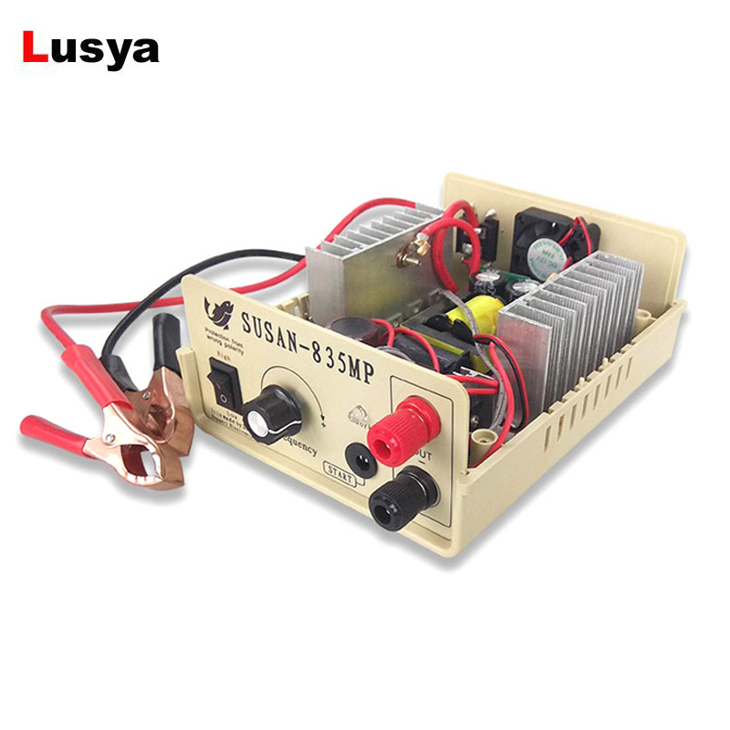 SUSAN-835MP Electrical Equipment Power Supplies Car Inverter 800V 1000W Power Output Susan 835mp Module D5-003 discharge fuse d20 a800xp b88069x7691b301 power 800v