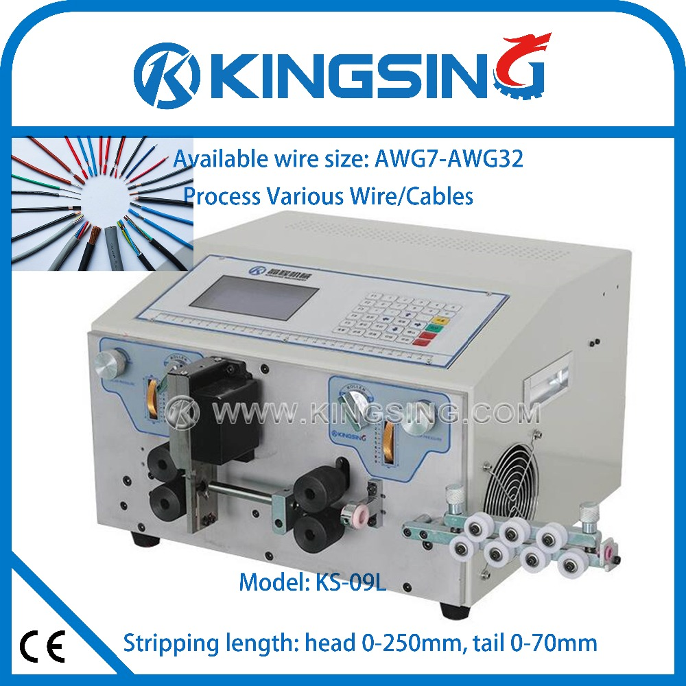 China Famous Manufacturer Direct Serving Automatic Wire Cutting ...