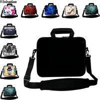 Black Computer 14 Bag Unisex Laptop Case 15 17 13 12 10 Messenger Shoulder Bag For