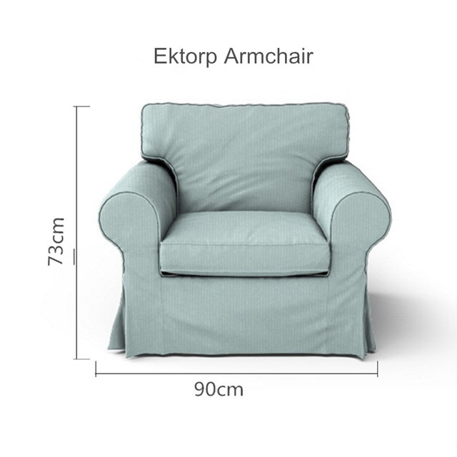 The Ektorp Armchair Sofa Cover Replacement For Ektorp Armchair Slipcover