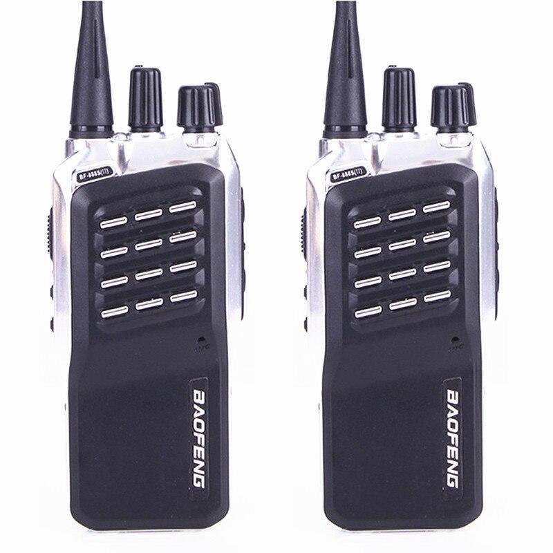 bilder für 2 Stücke Baofeng BF-888S (II) 400-470 MHz Walkie Talkie Ham radio zwei-wege-radio Aamdor Communicator Upgrade-Version von BF-888S